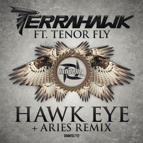 Thumbnail  Hawk Eye Terrahawk Ft Tenor Fly Aries Jungle Remix Infidelity Records Dbinfdlty2