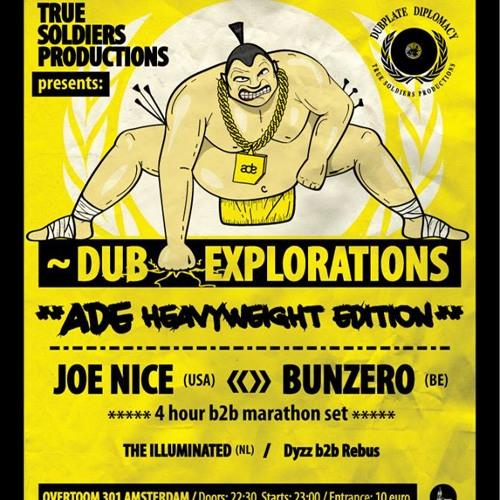 True Soldiers Productions: BunZer0 - DUB EXPLORATIONS ADE 2013- promo mix