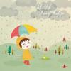Tik Tik Bunyi Hujan (Aqi&Audrey Karoke Version)