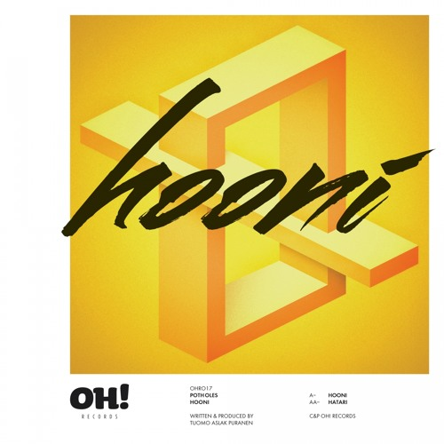 OHR017 : pothOles - Hooni (Original Mix)