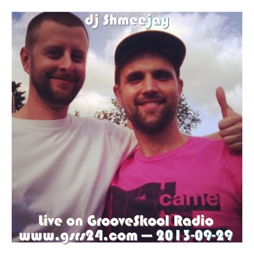 GrooveSkool Radio - Live - 2013-09-29