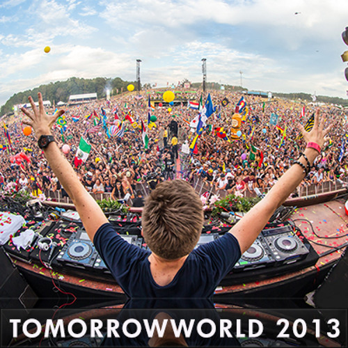 Nicky Romero - Live at TomorrowWorld Mainstage 2013