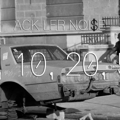 Ack-ler Noise - 05. Classic Shit Feat G.Khan (Perdiphonk Prod)