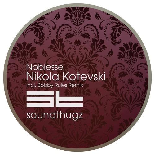 Nikola Kotevski - Noblesse (release in november)