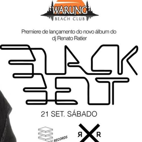 Gromma @ Recorded live at Black Belt @ Warung Beach Club [Itajaí/SC] 21.09.2013
