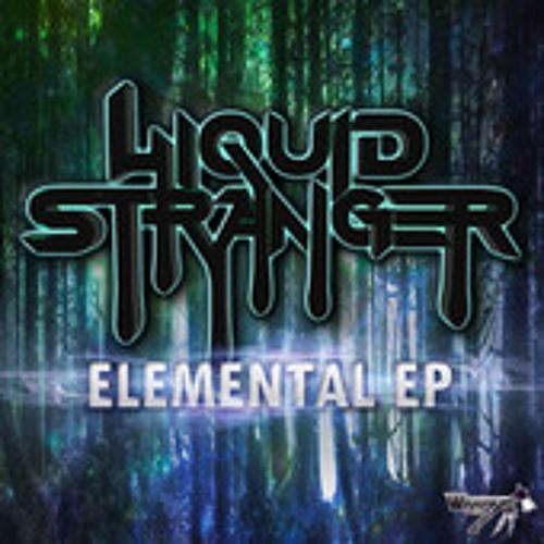 LIQUID STRANGER - Rapture - ELEMENTAL EP