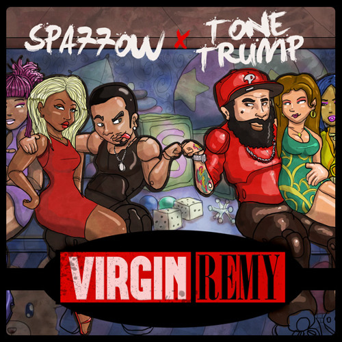 Virgin Remy ( Spa77ow X Tone Trump)produced by MR.FRESHHBEATZ {Free Download}