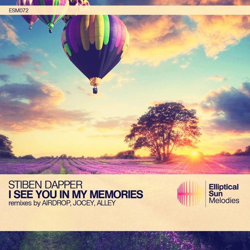 I See You In My Memories (Original Mix)