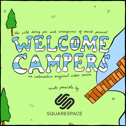 Belle Mare - Rehearsed Lines (Welcome Campers)