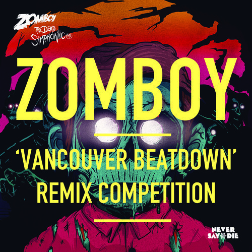 Zomboy - Vancouver Beatdown (Kastler Remix)