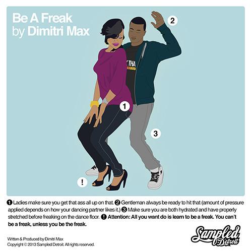 Be A Freak