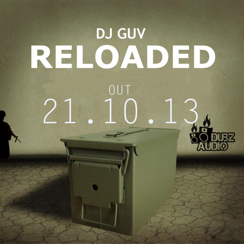 DJ GUV - 36 K - RELOADED EP