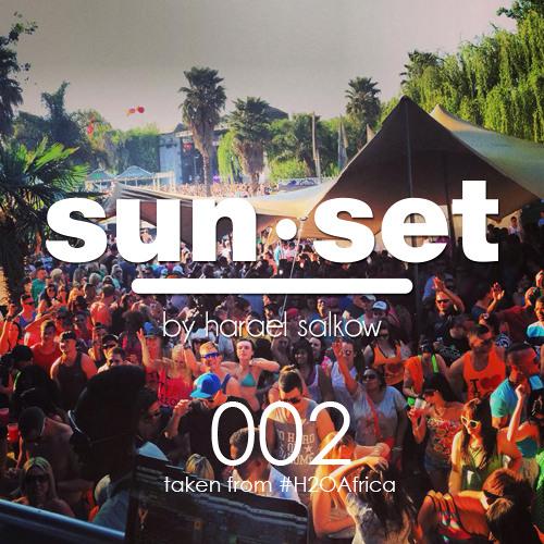 SUN•SET 002 by Harael Salkow