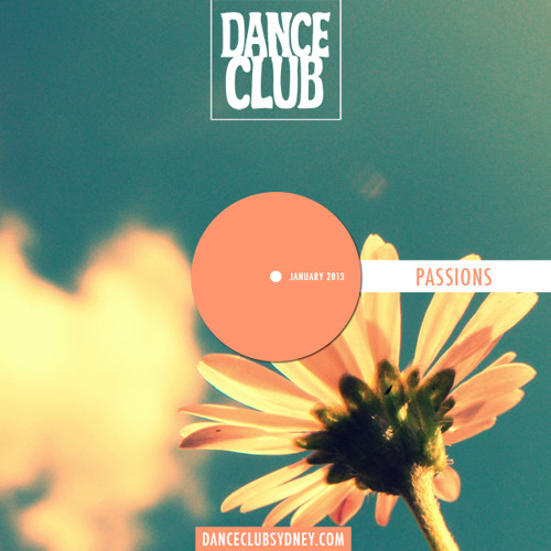 Passions Exclusive Mix for Dance Club