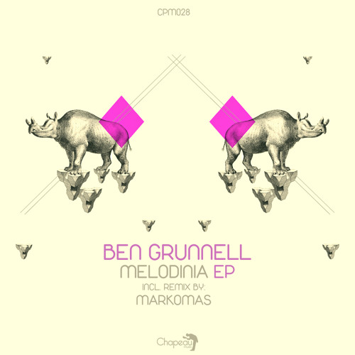 Ben Grunnell - Melodinia (Original Mix)
