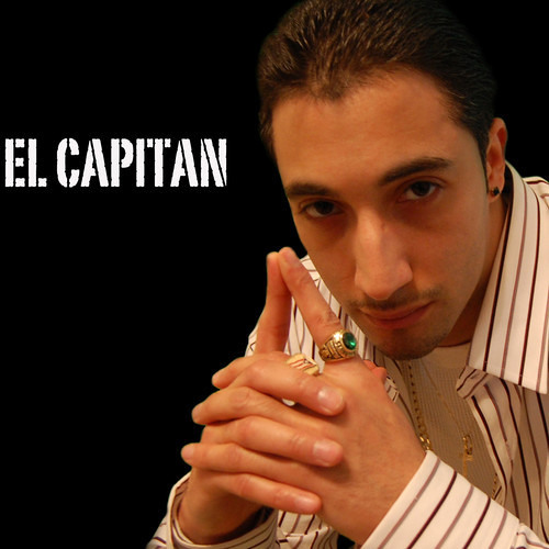 """Jersey On Right"" (Radio Edit) - Capitan"