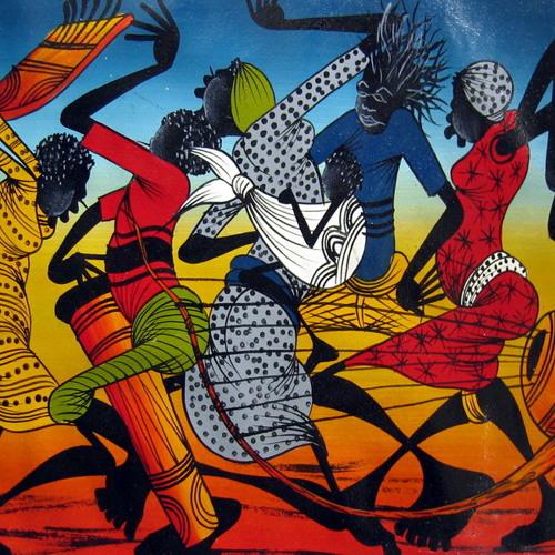 Meribel - African Wobble (original mix)