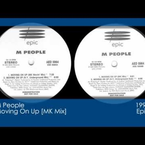 M People - Moving On Up (MK 1994 Remix)
