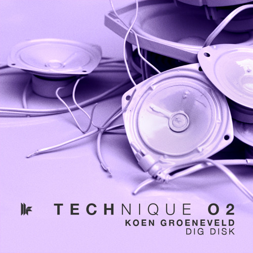 Koen Groeneveld - 'Dig Disk' - OUT NOW