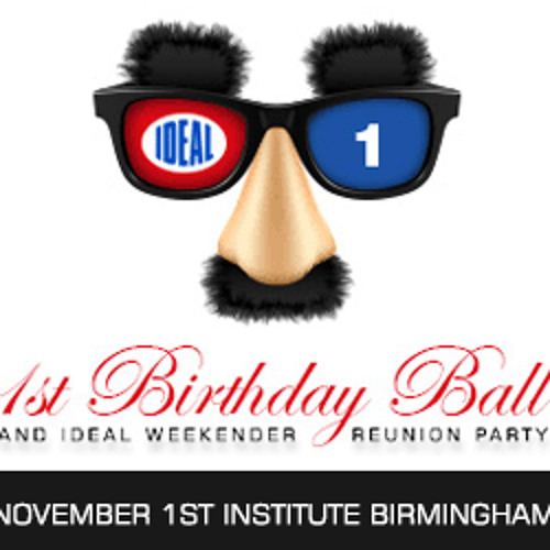 Olive Grooves & Ross Homson -  IDEAL 1st Birthday & Weekender Reunion Promo Mix.