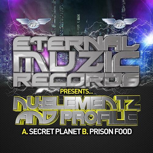 NU ELEMENTZ & PROFILE-PRISON FOOD/SECRET PLANET