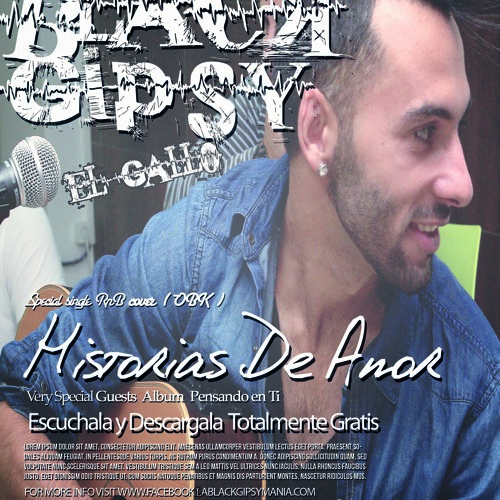 Blackgipsy el gallo - historias de amor - new version rnb
