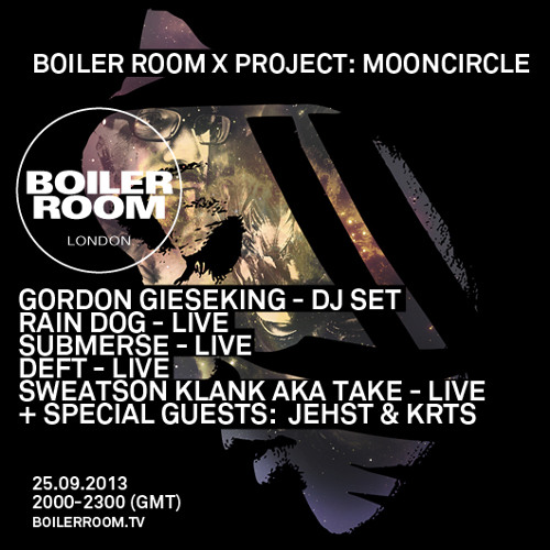 Submerse LIVE in the Boiler Room
