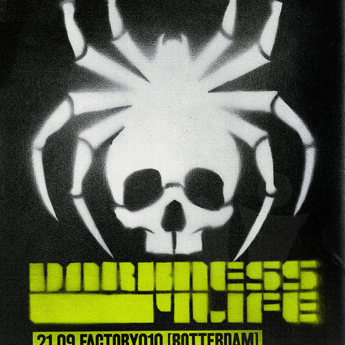 Johnny Napalm @ Darkness4life(21-09-13 Factory 010 Rotterdam,NL) [With Tracklist now!!!]