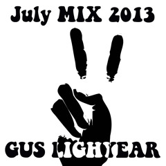 gus lightyear - July Mix 2013 (Vol.01) Chillout/Downtempo/Lounge/Ambient FREE DOWNLOAD