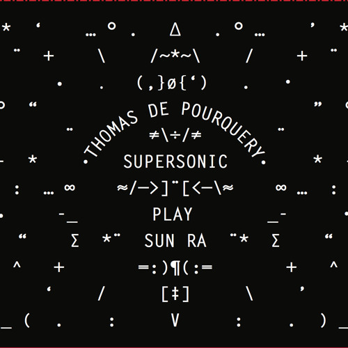 Supersonic -LOVE IN OUTER SPACE-