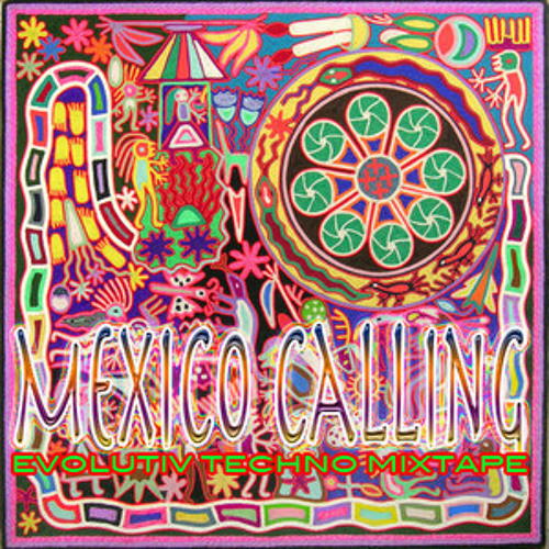 Drop7 - Mexico Calling @Psykotik Bzh - Evolutiv Mix Techno [EXTRACT_free download]