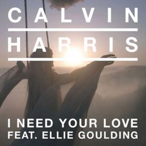 calvin harris ft. ellie goulding - i need your love Replica(Felipe Moya Mix)