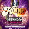 HONEY - HOTSTEPPA'S V.I.P BDAY PARTY - FRI 1ST NOV @ RISE - WEST END (formally club sound)