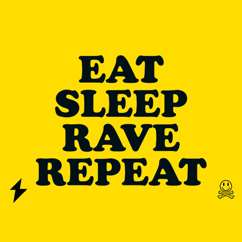 Fatboy Slim & Riva Starr Ft. Beardyman - Eat, Sleep, Rave, Repeat [Skint Records]