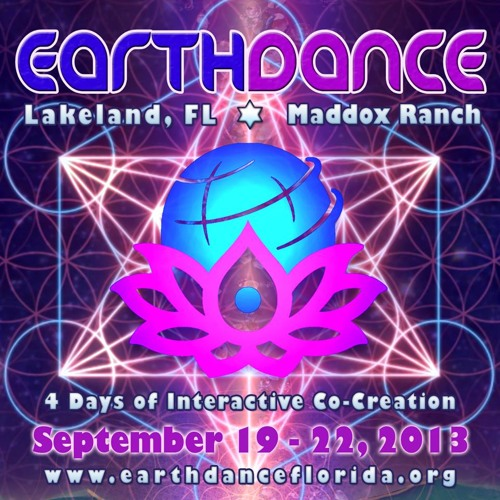 Curtis B - Earth Dance 2013 Set