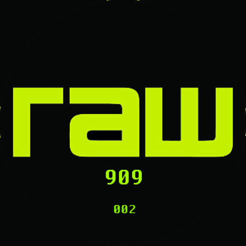 RAW 909 002 A - OUT NOW ! @ www.909london.com (PREVIEW) DDR & The Geezer