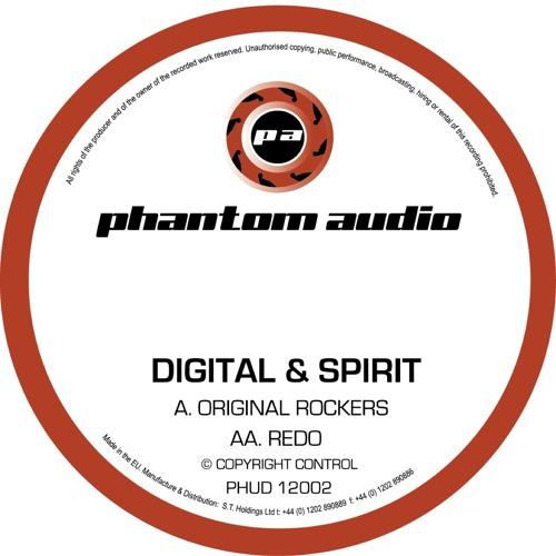 Redo - Phantom Audio PHUD 12002