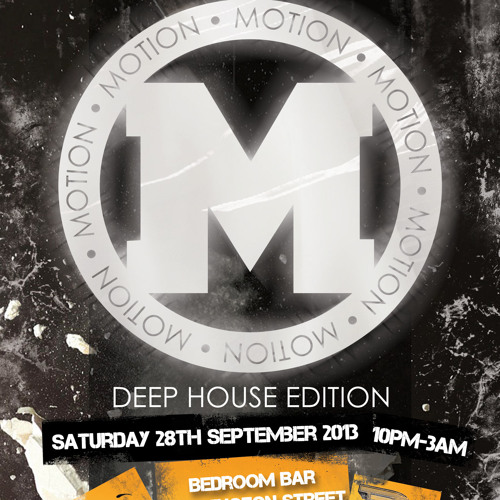 Jakki Degg Live @ Motion: The Deep House Edition