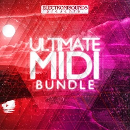 Electronisounds - Ultimate Midi Bundle Demo (by Pavel Vladykin & Junebug)