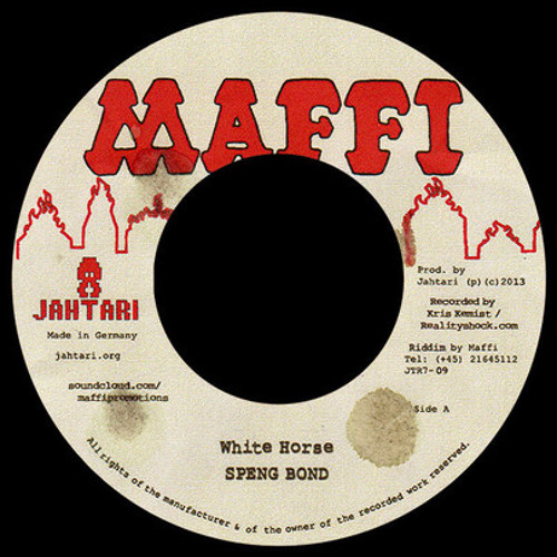 Speng Bond - White Horse (Jahtari JTR7 - 09)