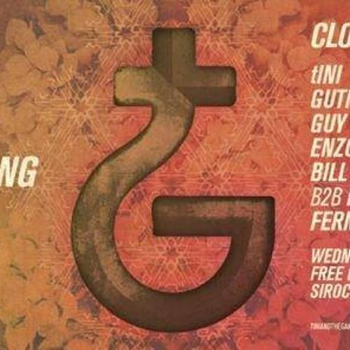 Fernando Costantini @ tINI & The Gang,Closing Party, Sirocco Beach, Ibiza
