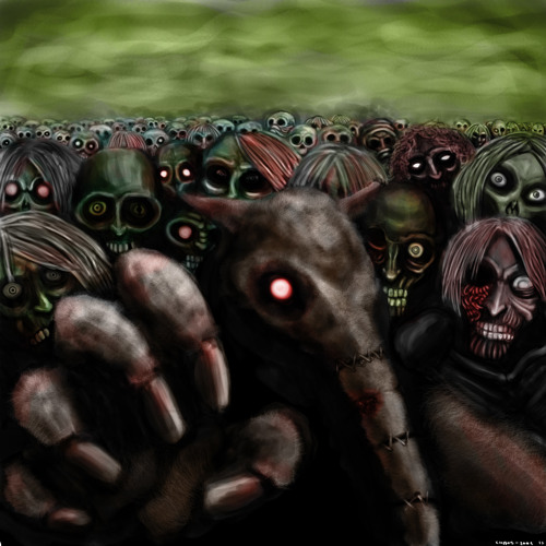 Gorging X Influx- Ghoul