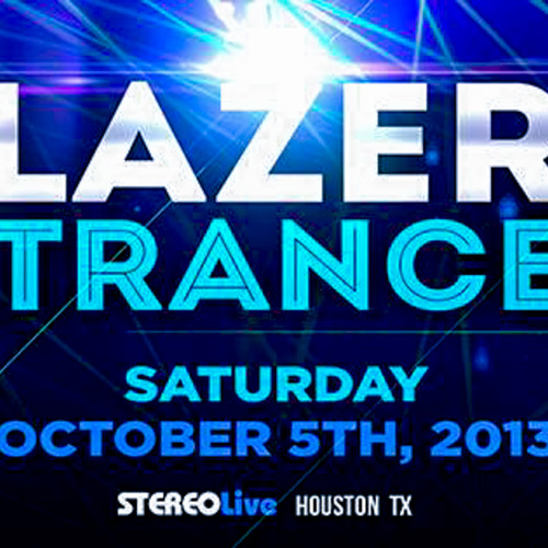 Live from the Terrace at Lazer Trance