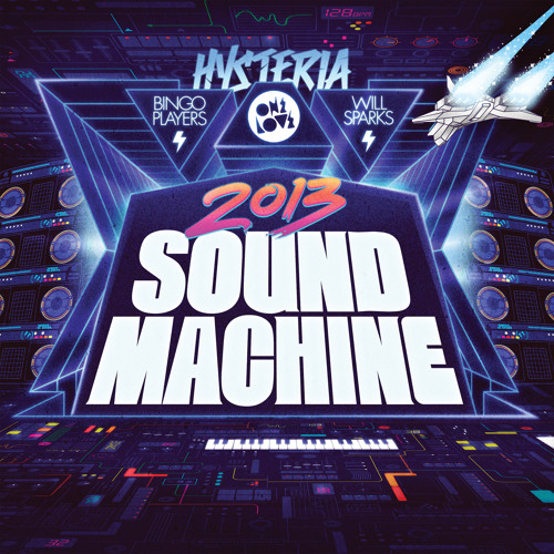 BINGO PLAYERS MINI MIX – ONELOVE SOUND MACHINE 2013