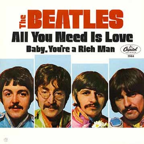 All You Need Is Love (Beatles Cover) (2011)