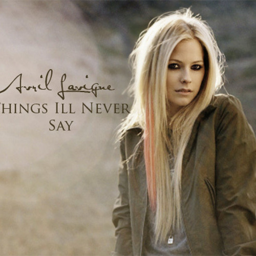 Iwed Goddess - Things I'll Never Say [Avril Lavigne Cover]
