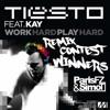 Tiesto - Work Hard, Play Hard (Paris FZ & Simo T Remix)