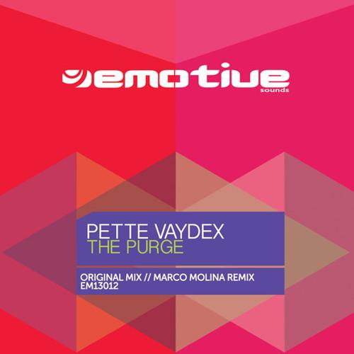 Pette Vaydex - The Purge (Emotive Sounds)