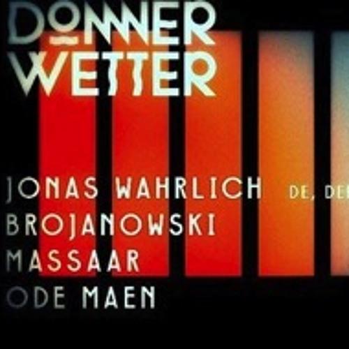 Massaar @ Donnerwetter (Mr.wong club Brussels)03-10-2013