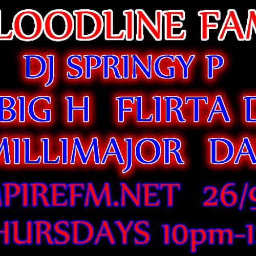 DJ SPRINGY P BIG H FLIRTA D 9MILLI DAPZ EMPIRE FM RIP